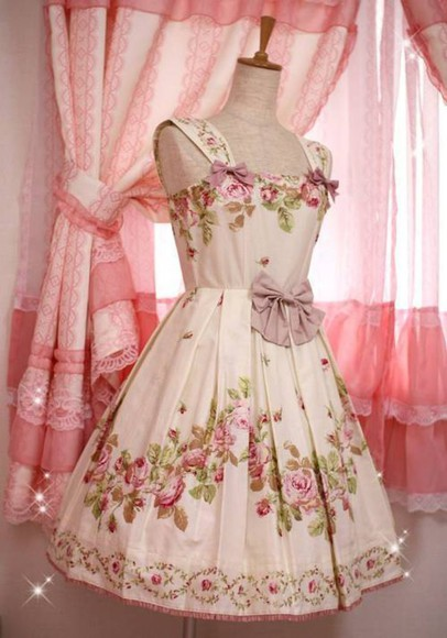 princess kawaii roses girly