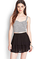 Tiered Mini Skirt | FOREVER21 - 2000069390
