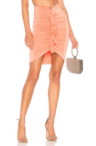 skirt coral