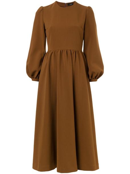 dress women brown