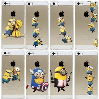 cover minion iphone 5