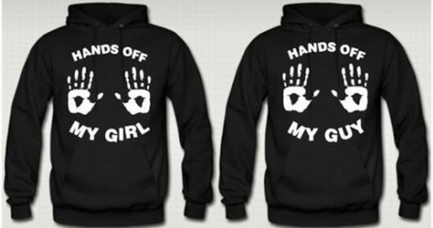 sweater his and hers sweatshirts