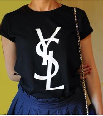 shirt ysl t-shirt