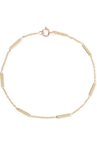 JENNIFER MEYER gold bracelet gold jewels