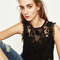 Lace top - tops-trf | zara united states
