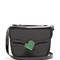 Mrs midi mini leather cross-body bag