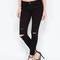 Slit girl skinny jeans black - gojane.com