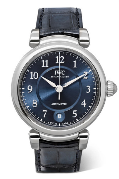 IWC SCHAFFHAUSEN watch silver jewels