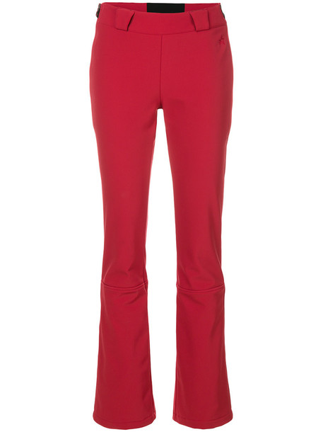 Perfect Moment women red pants