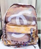 bag,channel bag