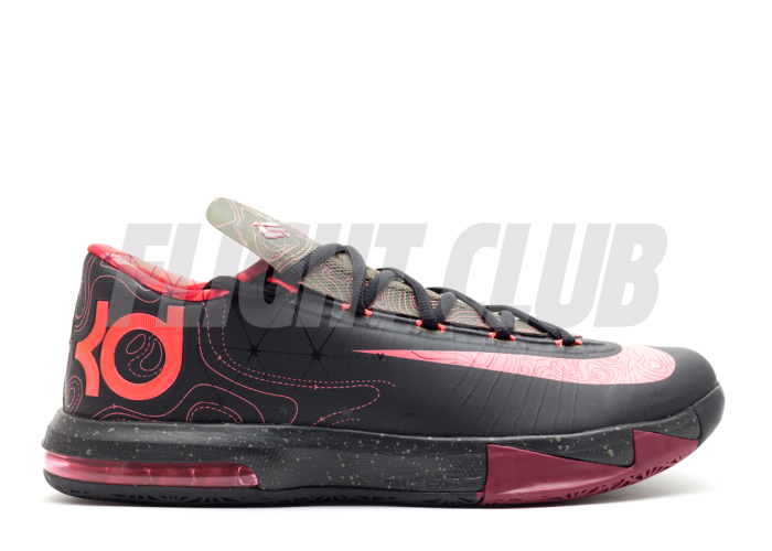 "kd 6 ""meteorology"" - Kevin Durant - Nike Basketball - Nike  