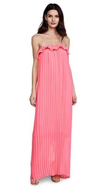 Loyd/Ford dress maxi dress maxi strapless