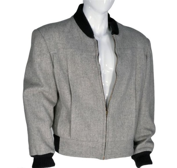 Grey Baseball Jacket - Shop for Grey Baseball Jacket on Wheretoget