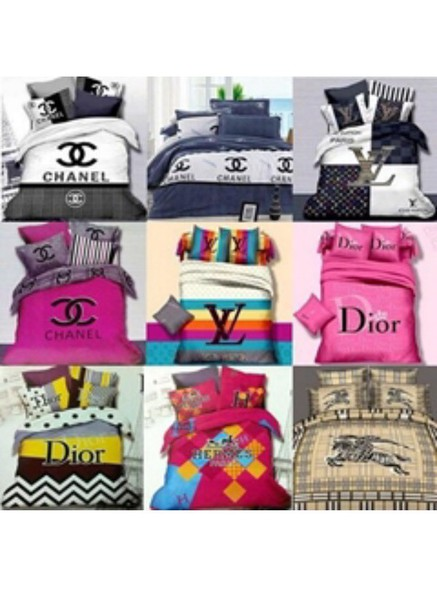 bag dior chanel louisvuitton bedding