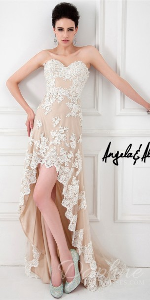 Angela and Alison 41003 Dress - In Stock - $490