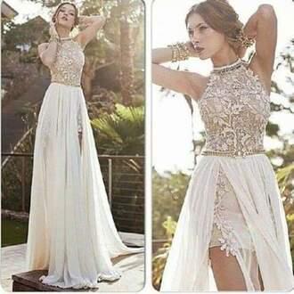 dress prom dress high low dress