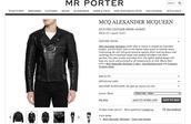 jacket,mcq,alexander mcqueen,leather jacket
