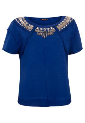 Blusa Spezzato Spears Azul - Compre Agora | Dafiti