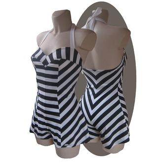 swimwear stripped swimwear