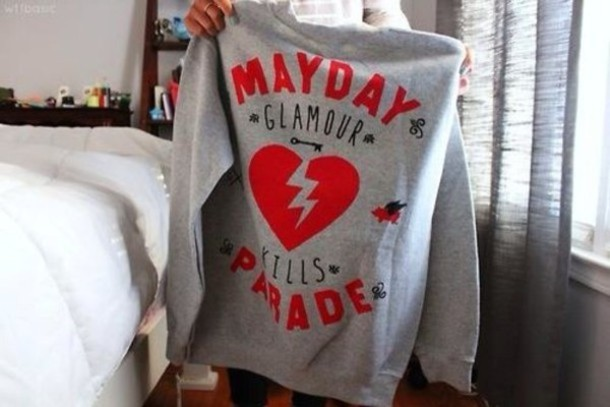 sweater mayday parade band