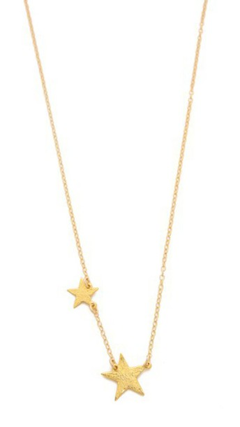 Gorjana Super Star Necklace - Gold