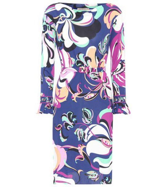 Emilio Pucci dress printed dress