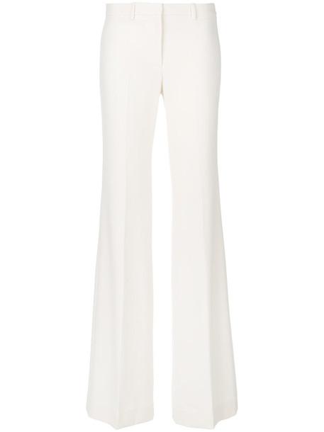 theory women white pants