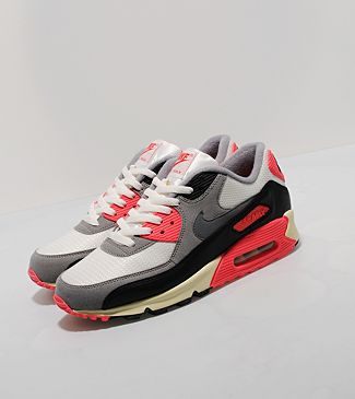 huge discount 7b237 c7fbe Buy, Nike Air Max 90 Infrared Vintage OG - Mens Fashion Online at Size?