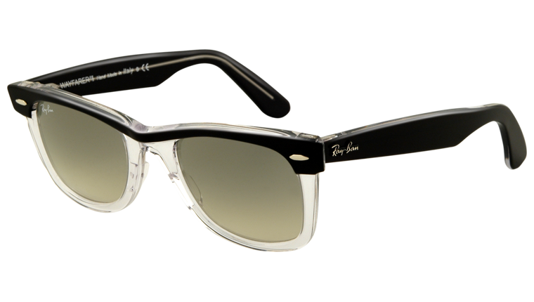 official ray ban  Ban Sunglasses - Collection Sun - RB2143 - 919/32 - WAYFARER II ...
