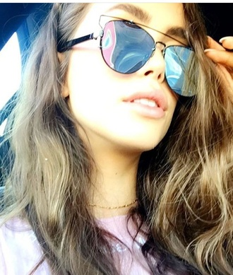 jewels sunglasses sunnies glasses accessories accessory summer summer accessories instagram necklace jewelry choker necklace gold choker gold necklace