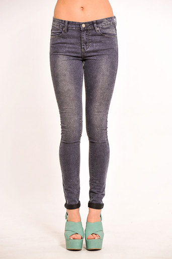 Jin Dark Wash Jeans - Pop Couture