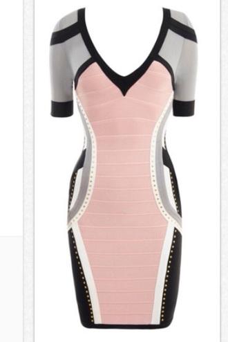 bodycon dress bandage dress