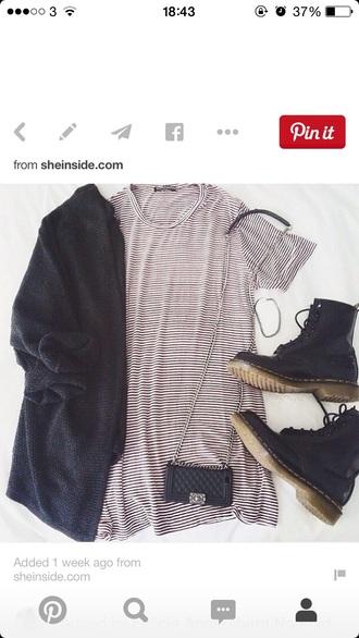 t-shirt striped shirt stripes