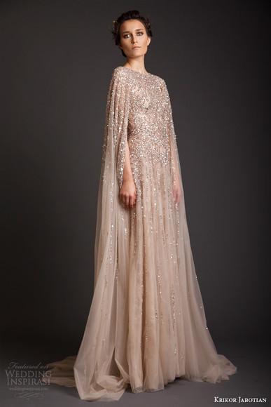 gown sparkles wedding dress designer