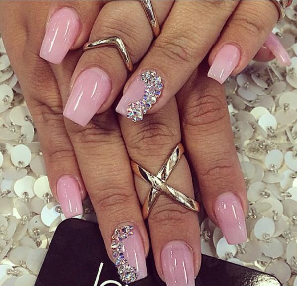 nail polish nail polish ring