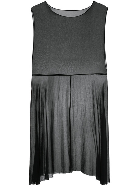 Zambesi dress loose women fit black silk