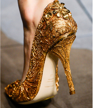 shoes cinderella shoe gold pumps gold shoes