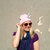 Licorne rose Beanie Halloween Horn Hat - prix libre