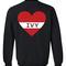Ivy sweatshirt back
