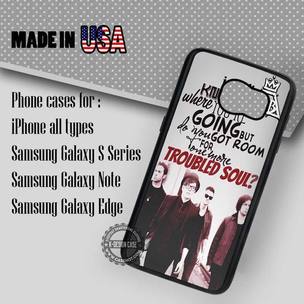Samsung S7 Case - Troubled Soul - iPhone Case #SamsungS7Case #fob #yn