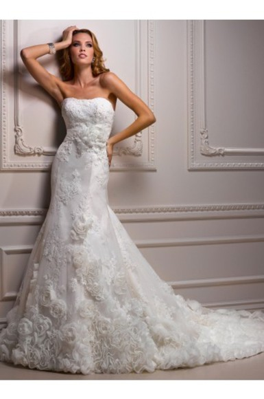 wedding dress wedding clothes