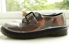Unisex asos holographic monk shoes size uk 8