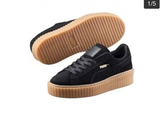 puma creepers shop for puma creepers on wheretoget. Black Bedroom Furniture Sets. Home Design Ideas