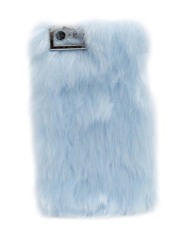 Iphone 5/5s blue fur