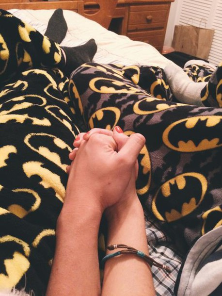 pajamas batman pants cozy