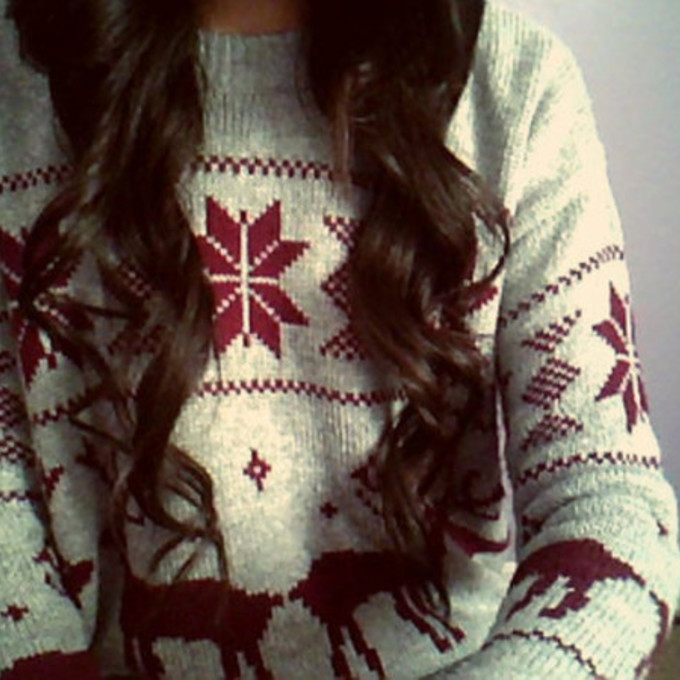 Oversized Sweaters Tumblr