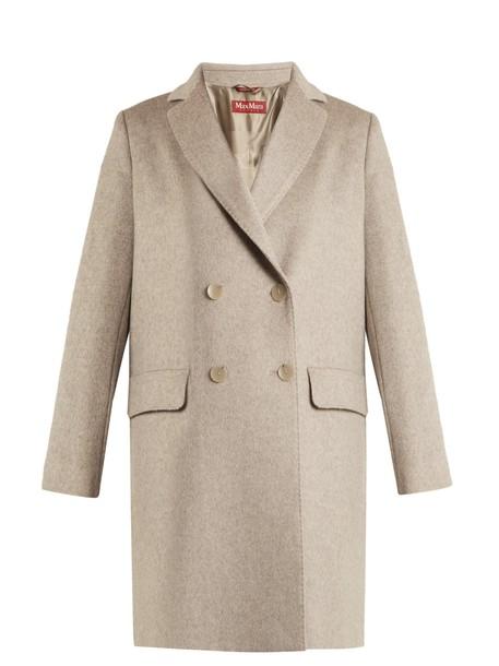 Max Mara Studio coat light grey