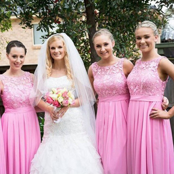 dress prom prom dress pink pastel pink dress maxi maxi dress long long dress floor length dress special occasion dress bridesmaid love lovely pretty sweet amazing vogue wow cool cute cute dress sexy sexy dress fashion fashionista style stylish trendy girl girly lace lace dress summer chiffon chiffon dress