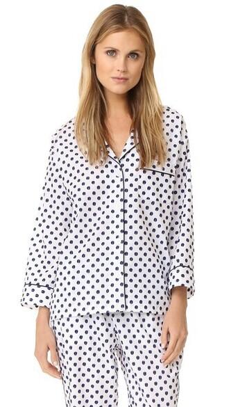shirt navy top