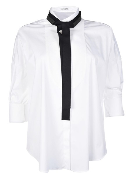 BRUNELLO CUCINELLI shirt top